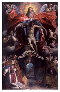 The Martyrs' Painting